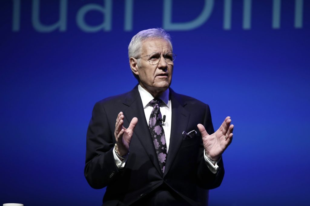 Alex trebek the Gaming guy who fought pancreatic cancer
