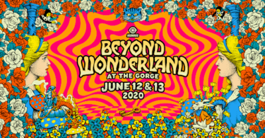 Beyond Wonderland 2020 at the Gorge, Dates announced